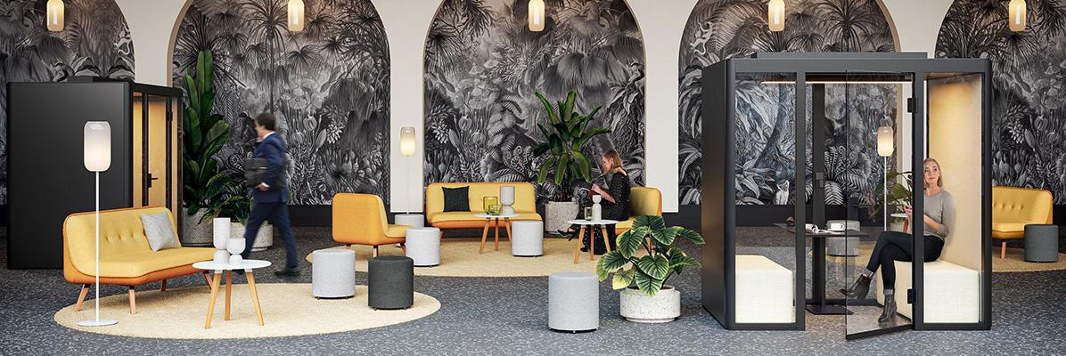 Büroeinrichtung Berlin